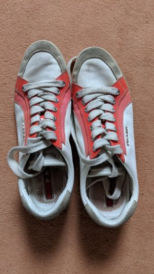 Prada Sneaker stringata multicolore Pelle