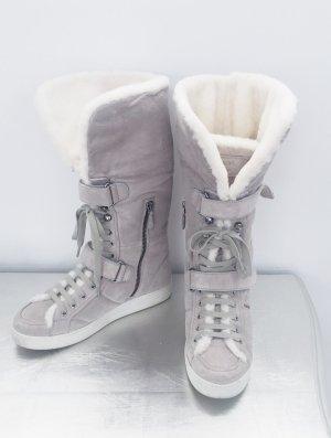 Prada Sneakers Fell-Boots
