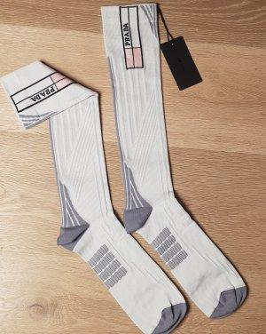 Prada Socken Kniesocken