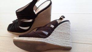 PRADA Sommer Wildleder Wedges Gr. 39,5 Heels