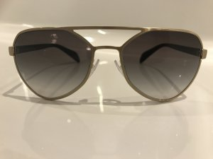 Prada Glasses sand brown-black