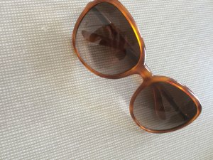 Prada Glasses brown-cognac-coloured acetate