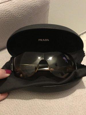 PRADA Sonnenbrille braun