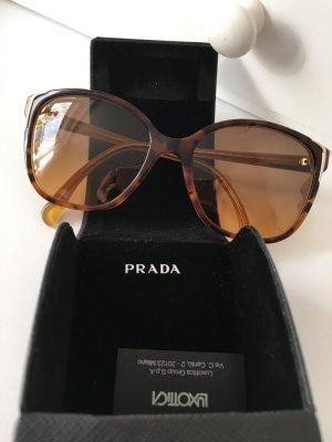Prada Sonnenbrille braun/gold