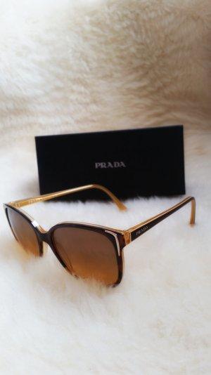 Prada Sonnenbrille braun Verlaufsgläser