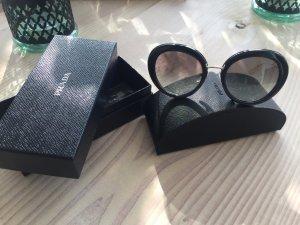 Prada Sonnenbrille Cinema schwarz Gold Neu