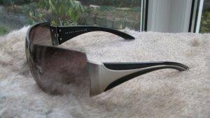 Prada Occhiale grigio chiaro-nero