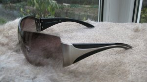 Prada Glasses light grey-black