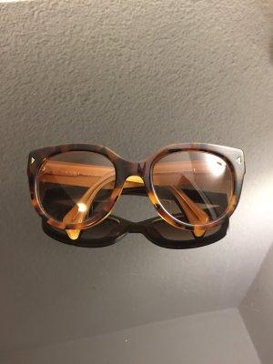 Prada Sonnenbrille Damen braun