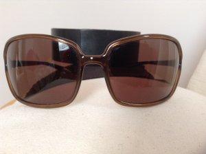 PRADA Sonnenbrille in Braun