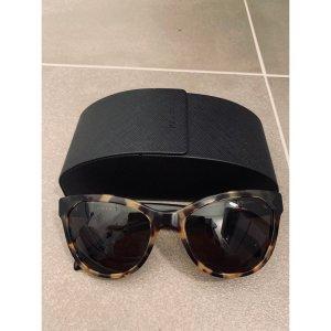 Prada Sonnenbrille Leo Cateye Original mit Etui