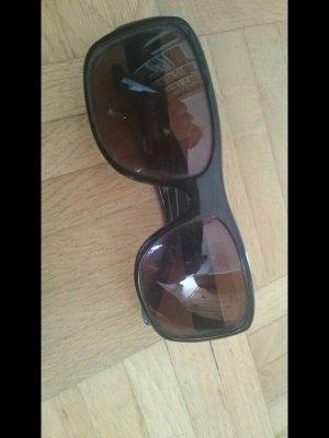 Prada Sonnenbrille OVP braun grün