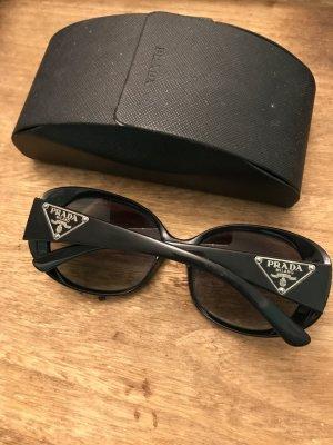 Prada Sonnenbrille, schwarz