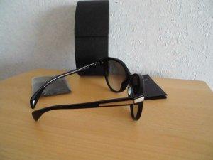 Prada Occhiale nero-argento