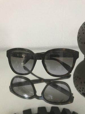 Prada Gafas de sol marrón-negro