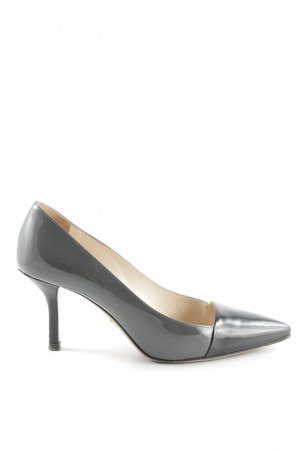 Prada Pointed Toe Pumps black business style