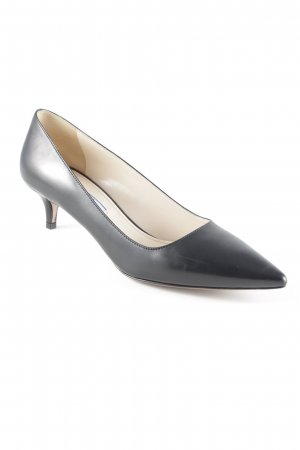 Prada Stiletto noir style d'affaires