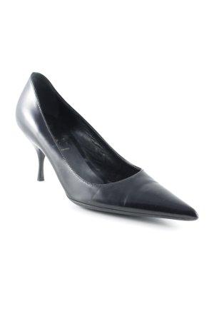 Prada Spitz-Pumps schwarz Elegant