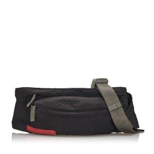 Prada Sports Nylon Belt Bag