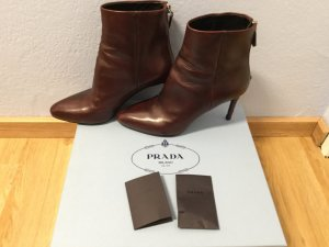 Prada Ankle Boots multicolored leather