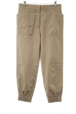 Prada Jersey Pants beige casual look