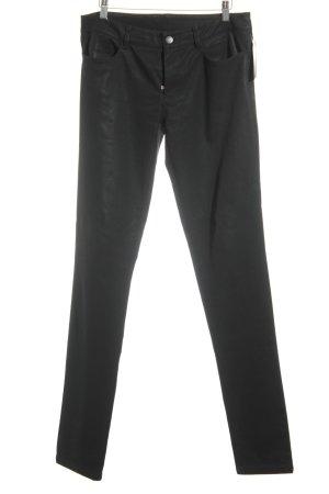Prada Stoffhose schwarz Elegant