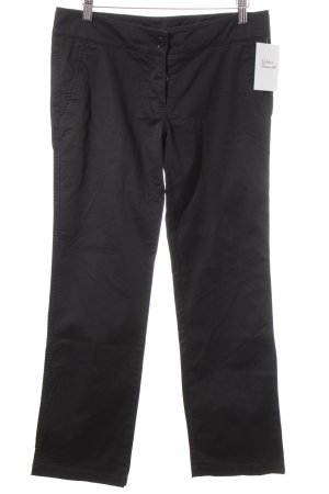 Prada Stoffhose schwarz schlichter Stil
