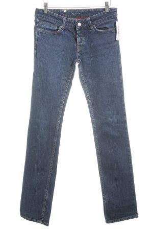 Prada Straight-Leg Jeans graublau Casual-Look