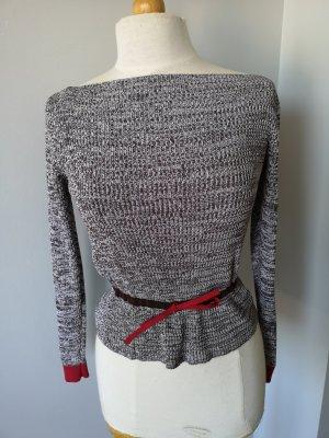 Prada Fine Knitted Cardigan multicolored
