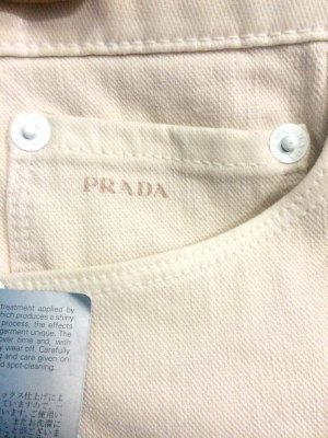 Prada Summer Jeans in 25