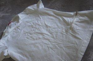 Prada Top basic bianco