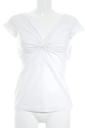 Prada T-Shirt weiß Casual-Look