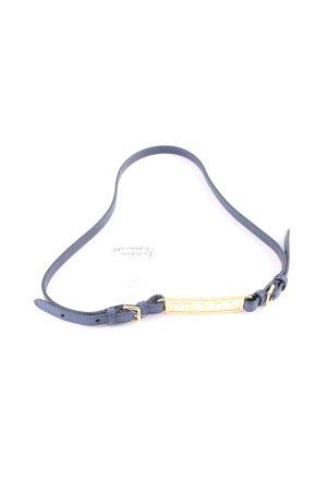 """Prada Cinturón pélvico """"Cinture Saffiano Belt Bluette 70"""""""
