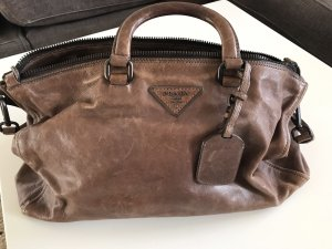 Prada Handbag light brown
