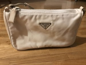 Prada Carry Bag white