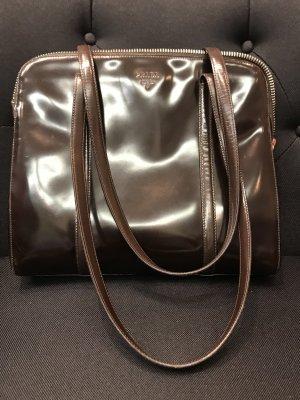 Prada Handbag dark brown