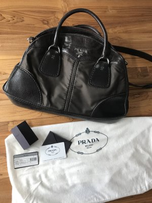 PRADA Tasche Bauletto Vitello Tessuto, Cross Body Bag