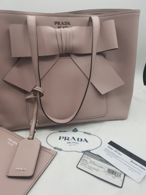 PRADA Tasche City Calf Bow