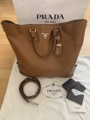 Prada Handbag light brown-camel