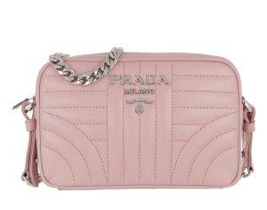 Prada Tasche Diagramme Blogger Crossbody Bag NEU Pesco Nappa Leather