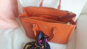Prada Tasche Galleria orange