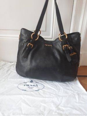 Prada Tasche schwarz guter Zustand