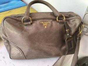 Prada Handbag cream-beige leather