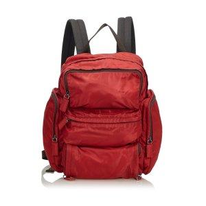 Prada Tessuto Nylon Backpack