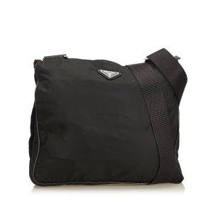 Prada Tessuto Nylon Crossbody Bag