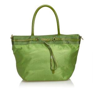 Prada Tessuto Nylon Tote Bag
