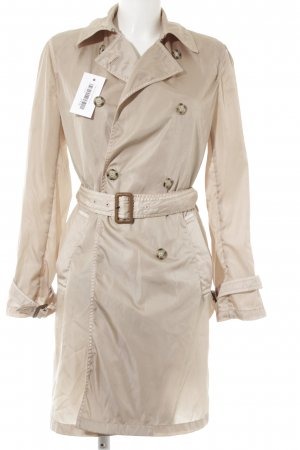 Prada Trench Coat beige casual look