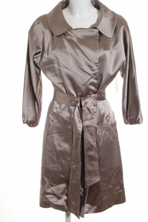 Prada Trenchcoat graubraun Business-Look