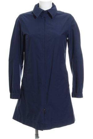 Prada Overgangsjack donkerblauw straat-mode uitstraling