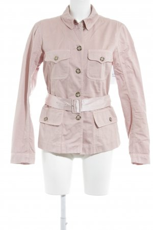 Prada Between-Seasons Jacket light pink casual look